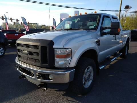 2010 Ford F-350 Super Duty for sale at P J McCafferty Inc in Langhorne PA