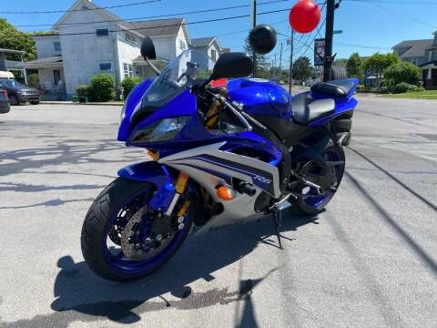2016 Yamaha R6 for sale at Passariello's Auto Sales LLC in Old Forge PA