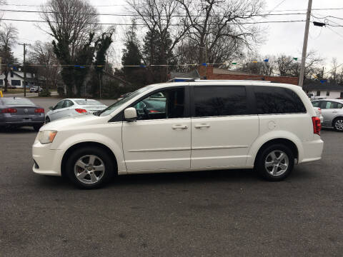 2011 Dodge Grand Caravan for sale at Diamond Auto Sales in Lexington NC