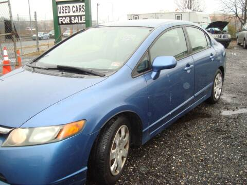2006 Honda Civic for sale at Branch Avenue Auto Auction in Clinton MD