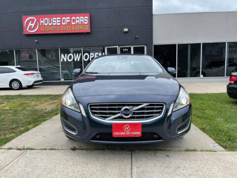 2011 Volvo S60 for sale at HOUSE OF CARS CT in Meriden CT
