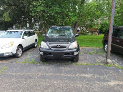 2008 Lexus GX 470 for sale at All State Auto Sales, INC in Kentwood MI