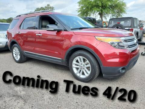 2014 Ford Explorer for sale at Rodgers Enterprises in North Charleston SC