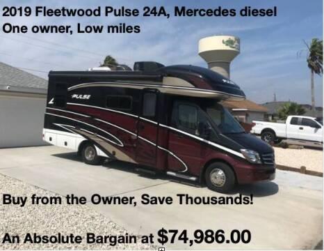 2019 Fleetwood Pulse24A for sale at RV Wheelator in North America AZ