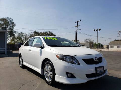 2010 Toyota Corolla for sale at First Shift Auto in Ontario CA