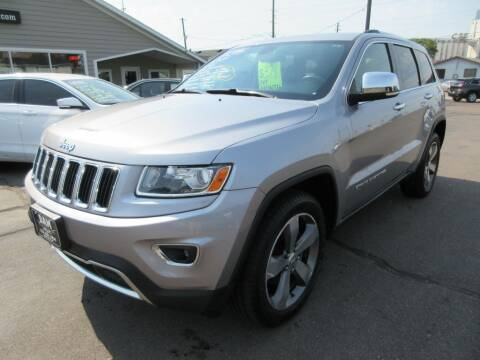 2014 Jeep Grand Cherokee for sale at Dam Auto Sales in Sioux City IA