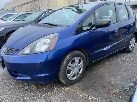 2010 Honda Fit for sale at Philadelphia Public Auto Auction in Philadelphia PA