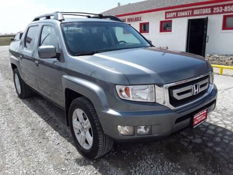 2009 Honda Ridgeline for sale at Sarpy County Motors in Springfield NE