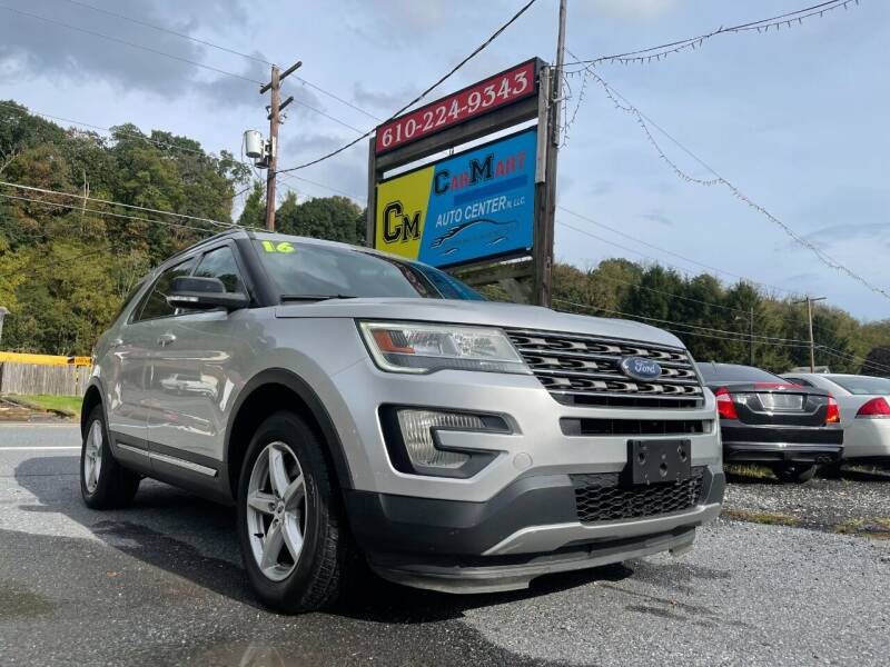 2016 Ford Explorer for sale at Walnutport Carmart in Walnutport PA