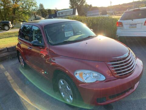 2006 Chrysler PT Cruiser for sale at BURNWORTH AUTO INC in Windber PA