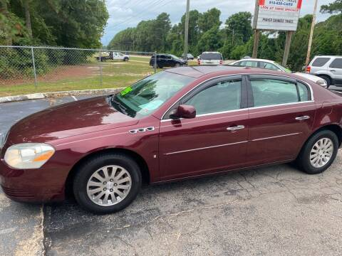 2007 Buick Lucerne for sale at TOP OF THE LINE AUTO SALES in Fayetteville NC