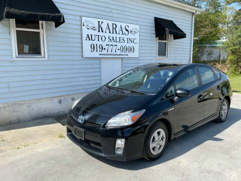 2010 Toyota Prius for sale at Karas Auto Sales Inc. in Sanford NC