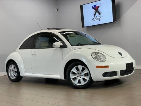 2009 Volkswagen New Beetle for sale at TX Auto Group in Houston TX