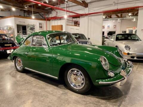 1964 Porsche 356 for sale at PARKHAUS1 in Miami FL