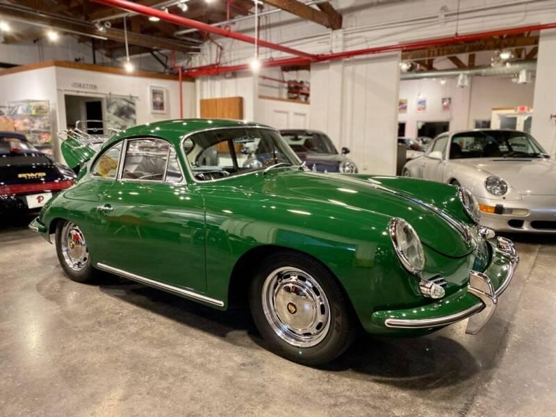 1964 Porsche 356 for sale at PARKHAUS1 in Miami FL