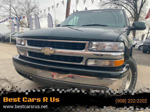 2001 Chevrolet Tahoe for sale at Best Cars R Us in Plainfield NJ