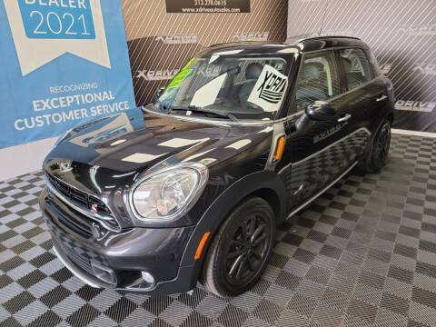 2015 MINI Countryman for sale at X Drive Auto Sales Inc. in Dearborn Heights MI