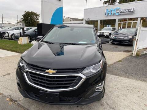 2018 Chevrolet Equinox for sale at NYC Motorcars in Freeport NY