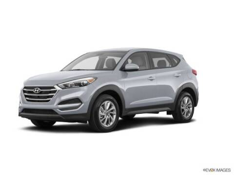 2018 Hyundai Tucson for sale at FREDYS CARS FOR LESS in Houston TX