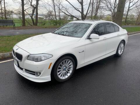 2013 BMW 5 Series for sale at Crazy Cars Auto Sale in Jersey City NJ