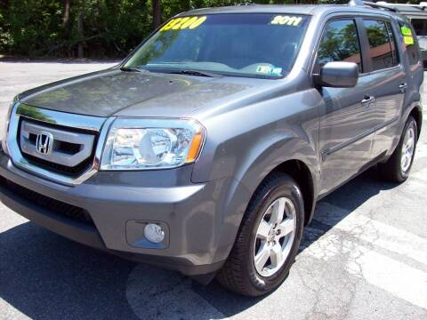 2011 Honda Pilot for sale at Clift Auto Sales in Annville PA