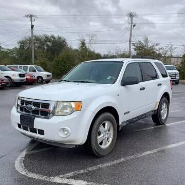 2008 Ford Escape for sale at CARZ4YOU.com in Robertsdale AL