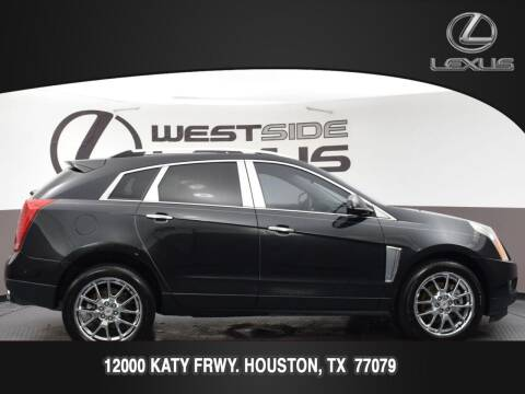 2013 Cadillac SRX for sale at LEXUS in Houston TX