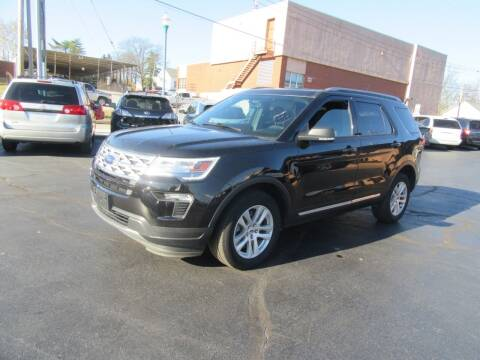 2019 Ford Explorer for sale at Riverside Motor Company in Fenton MO