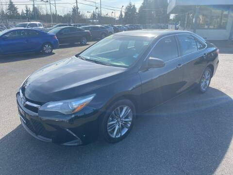 2015 Toyota Camry for sale at Vista Auto Sales in Lakewood WA