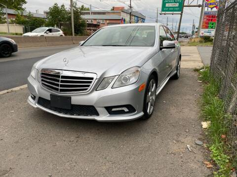 2011 Mercedes-Benz E-Class for sale at Exotic Automotive Group in Jersey City NJ