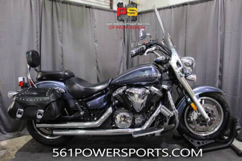 2015 Yamaha V Star 1300 Tourer for sale at Powersports of Palm Beach in Hollywood FL