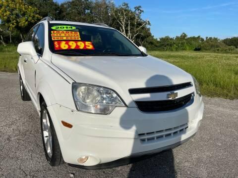 2014 Chevrolet Captiva Sport for sale at Auto Export Pro Inc. in Orlando FL
