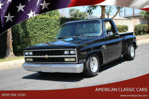 1985 Chevrolet C/K 10 Series for sale at American Classic Cars in La Verne CA