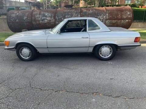 1973 Mercedes-Benz 450 SL for sale at Classic Car Deals in Cadillac MI