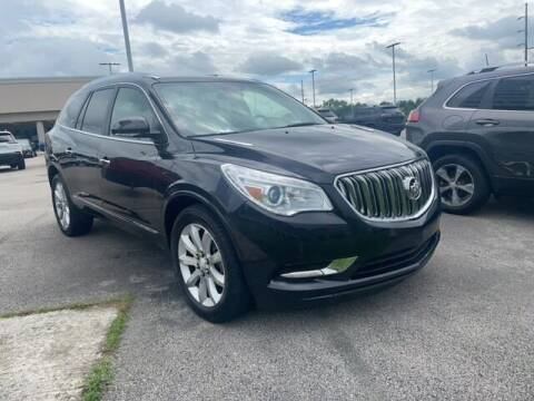 2017 Buick Enclave for sale at Mann Chrysler Dodge Jeep of Richmond in Richmond KY
