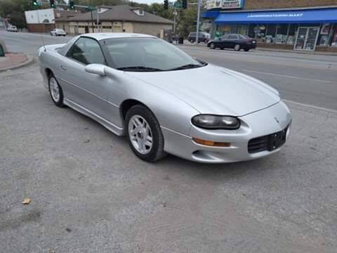 2000 Chevrolet Camaro for sale at Street Side Auto Sales in Independence MO
