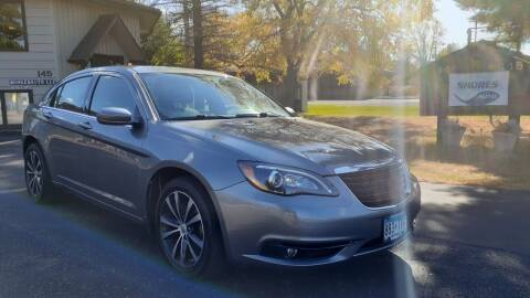 2013 Chrysler 200 for sale at Shores Auto in Lakeland Shores MN