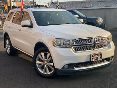 2013 Dodge Durango for sale at PRNDL Auto Group in Irvington NJ