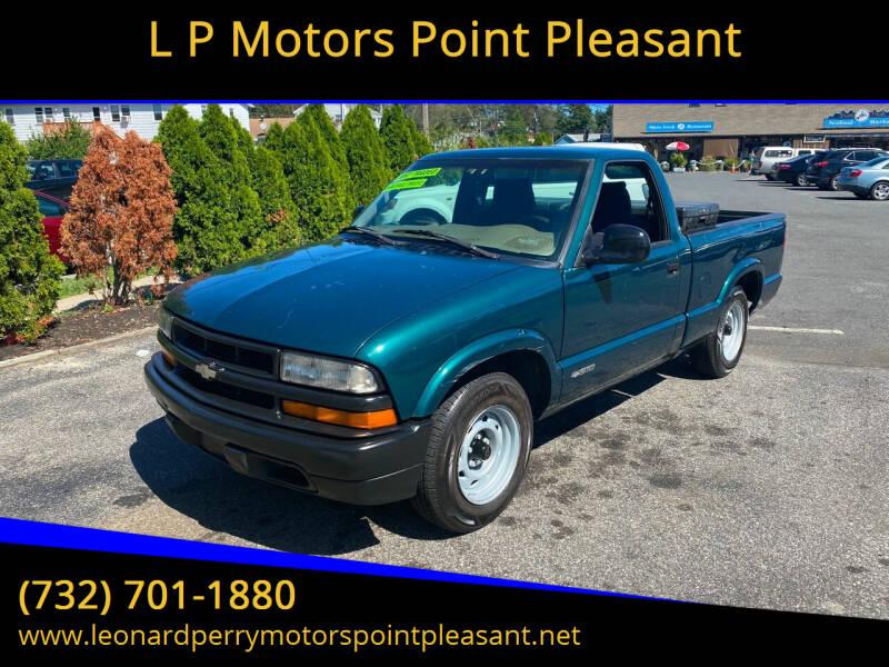 1998 Chevrolet S-10 for sale at L P Motors Point Pleasant in Point Pleasant NJ