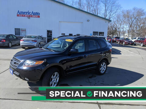 2007 Hyundai Santa Fe for sale at AmericAuto in Des Moines IA