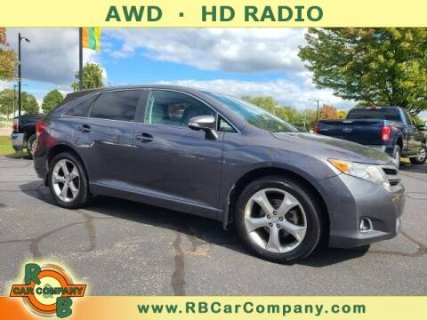 2014 Toyota Venza for sale at R & B Car Company in South Bend IN