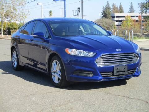 2014 Ford Fusion for sale at General Auto Sales Corp in Sacramento CA
