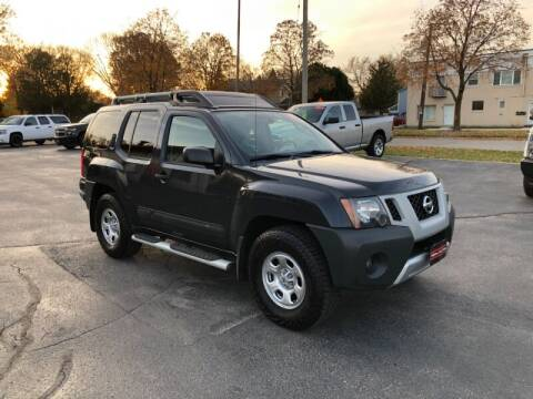 2010 Nissan Xterra for sale at WILLIAMS AUTO SALES in Green Bay WI