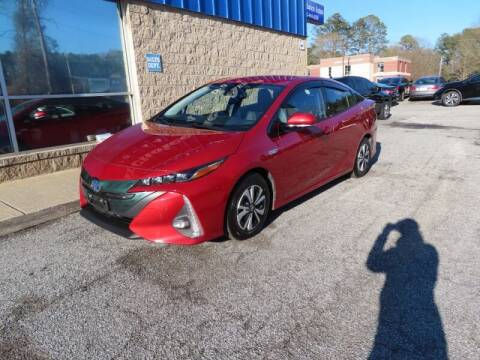 2017 Toyota Prius Prime for sale at Southern Auto Solutions - 1st Choice Autos in Marietta GA