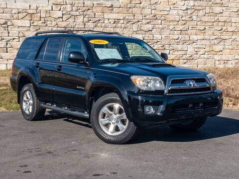 2007 Toyota 4Runner for sale at Car Hunters LLC in Mount Juliet TN