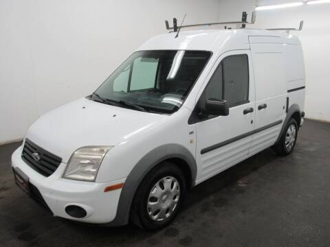 2013 Ford Transit Connect for sale at Automotive Connection in Fairfield OH