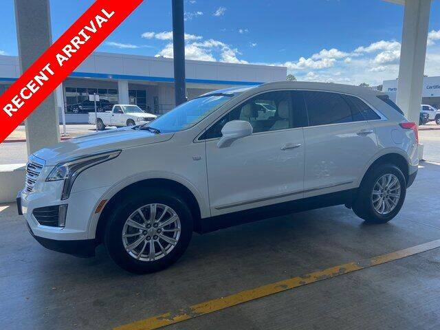 2018 Cadillac XT5 for sale in Beaumont, TX