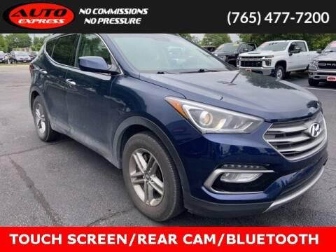 2017 Hyundai Santa Fe Sport for sale at Auto Express in Lafayette IN