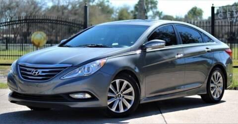 2014 Hyundai Sonata for sale at Texas Auto Corporation in Houston TX