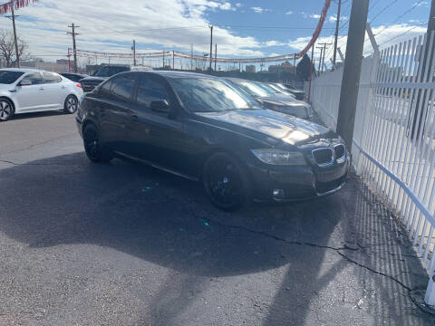 2010 BMW 3 Series for sale at Robert B Gibson Auto Sales INC in Albuquerque NM